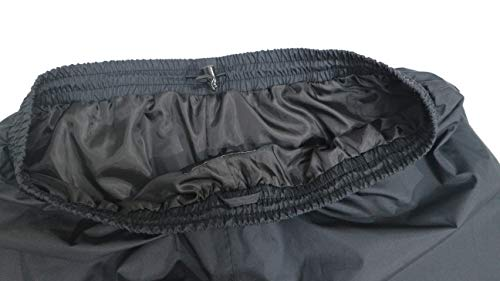 41koPQl7xhL - Acme Projects Rain Suit (Jacket + Pants), 100% Waterproof, Breathable, Taped Seam, 10000mm/3000gm, YKK Zipper