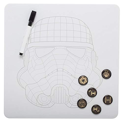Bioworld Merchandising / Independent Sales Star Wars Stormtrooper Dry Erase Board Standard