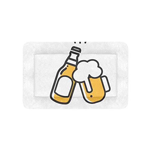 Bier Trinken Vereinbarung Deal Cheers Extra Large Individuell Bedruckte Bettwäsche Weiche Hundebett Couch Für Welpen Und Katzen Möbelmatte Höhlenauflage Kissen Innen Geschenk Lieferanten 36 X 23 Zoll