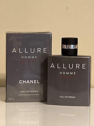 Chanel Allure Homme Sport Eau Extreme Eau de Parfum Spray 3.4 OZ.