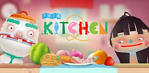 『Toca Kitchen 2』のトップ画像