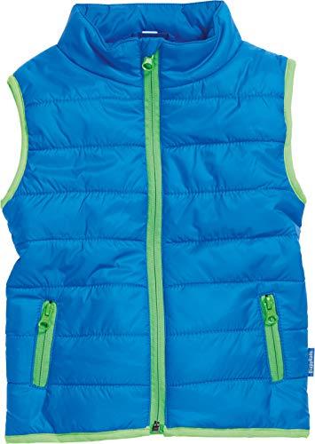 Playshoes Steppweste Uni Capo d'Abbigliamento, Blu, 74 Kinder-Unisex