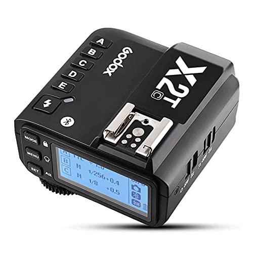 Transmissor Rádio Flash X2T-C Godox Para Canon