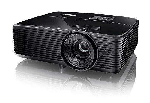 Optoma HD143X HDMI 3000 ANSI Lumens Projector - Black (Renewed)