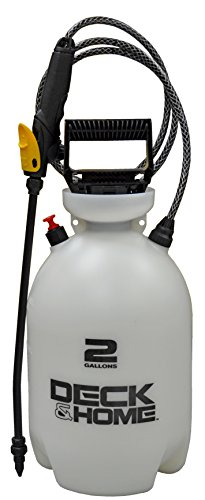 Deck & Home 190399 Universal Sprayer, 2 Gallon