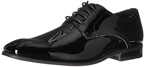 Florsheim Tux Plain Toe Oxford Black Patent 12
