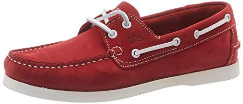 TBS Phenis, Chaussures Bateau Homme, Rouge (Pavot...