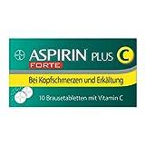 Aspirin PlusCForteBrausetabletten