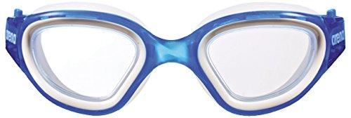 Arena Envision, Occhialini Unisex Adulto, Blu (Blue/Clear/Blue), Taglia Unica
