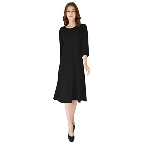 Calf Length Dresses Amazon