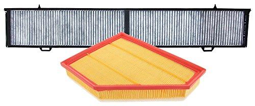 Mapco 68751 Filtersatz Luftfilter Aktivkohlefilter Innenraumfilter