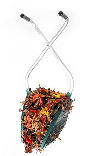 New Patented Invention - The Ultimate Leaf Lifter - Leaf Grabber