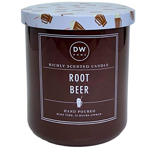 DW Home Root Beer Scented Candle