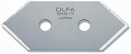 オルファ(OLFA) カッター替刃 マットカッター45度替刃 5枚入 XB45