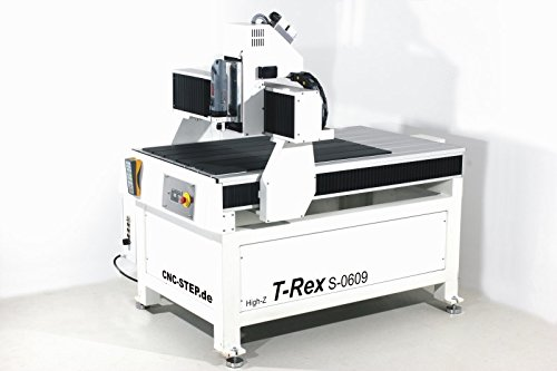 Portale freesmachine T-Rex van staal - 900x600mm - CNC-STEP