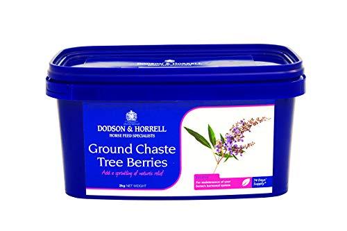 Dodson & Horrell Chaste Tree Berries for Horses, 2 kg