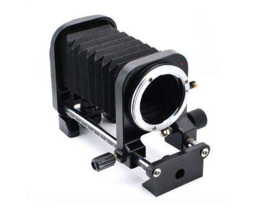 Fotga Makroobjektiv Faltenbalg/Balgengerät für Nikon F-Mount-Objektiv Film DSLR SLR D1H D1 D2 D2Hs D2Xs D2s D3 D3s D3x D40 D40x D60 D70 D70s D80 D90 D100 D200 D300 D300s D700 D3000 D5000