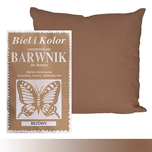 10g Batikfarbe Textilfarbe Stofffarbe färben, Farbe wählbar aus 30 Nuancen, Farbe:beige