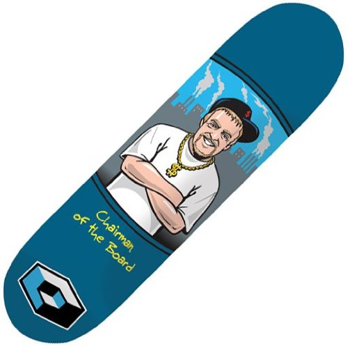 Consolidated Chairman 21cm Skateboard Deck
