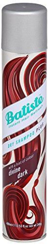 Batiste Dry shampoo per capelli e profonda marrone scuro, 400ml