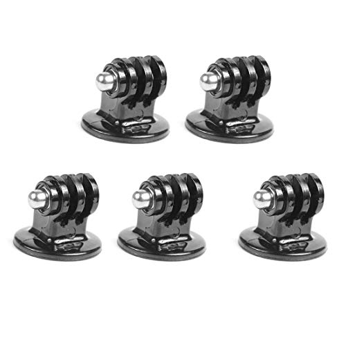 BGNING Sports Camera Tripods Mount Adapter for Outdoor Action Camera Accessories Monopod GITUP GIT1 GIT2 (5pcs)