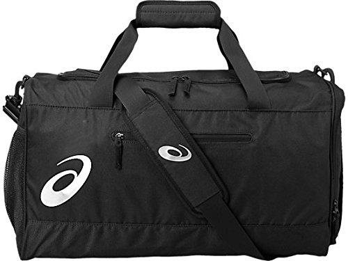 Asics Reisetasche Training Core Holdall M, Performance Black, One Size/45 L, 132076-0904