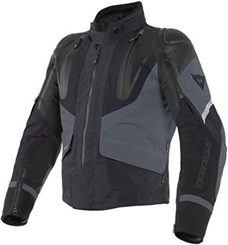Dainese Sport Master Gore-Tex Motorrad Textiljacke Schwarz/Grau 50