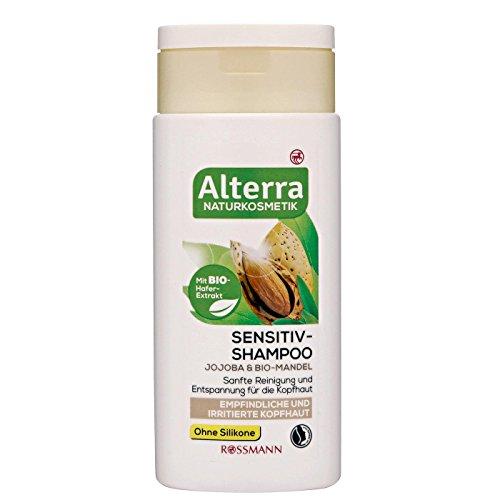 Alterra Sensitiv-Shampoo Jojoba & Bio-Mandel, 200 ml