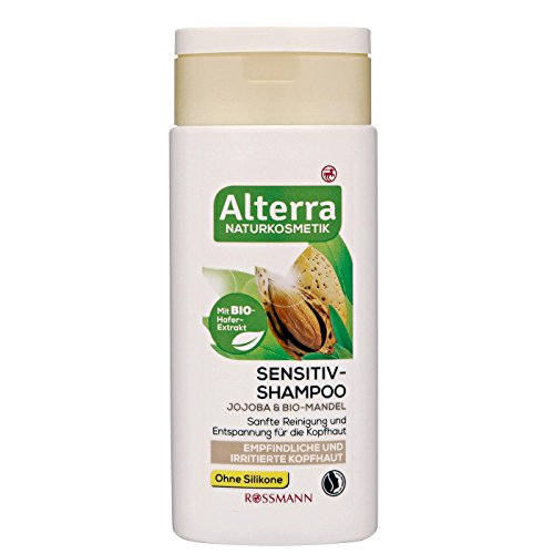 Alterra Sensitiv-Shampoo Jojoba & Bio-Mandel, 200 ml