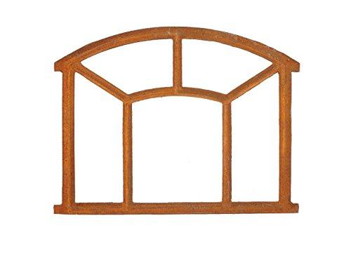 Stallfenster Eisenfenster Scheunenfenster Eisen Fenster 62,5cm im Antik-Stil
