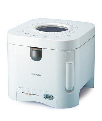 Kenwood DF520 Singolo Bianco 2000 W