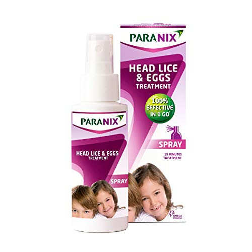 Spray Paranix Anti Piojos 100 ml Omega Pharma