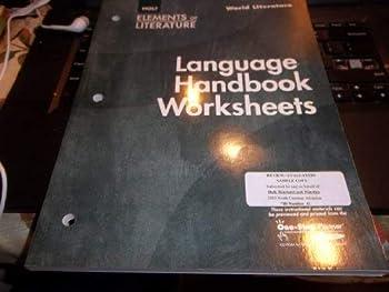Paperback Lang Hndbk Wkshts World Lit 2006 Book