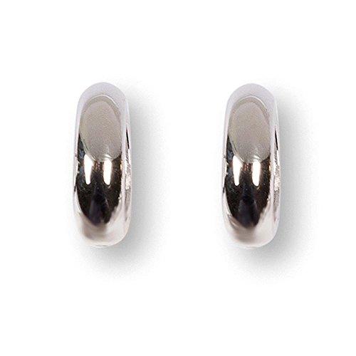 HEIDE HEINZENDORFF Wechselcreole Stella poliert, (BxH) 5 x 16 mm, Silber
