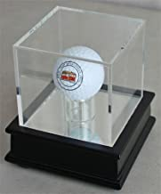 Display Stand Golf Ball Display Case for a Trick or Novelty Golf Ball (Ball not Included), GB13