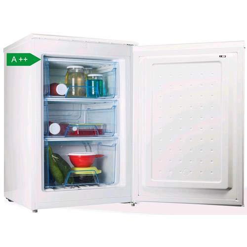 PremierTech Freezer Congelatore 86 litri da -24° gradi 4**** Stelle A++ 39dB PT-FR86