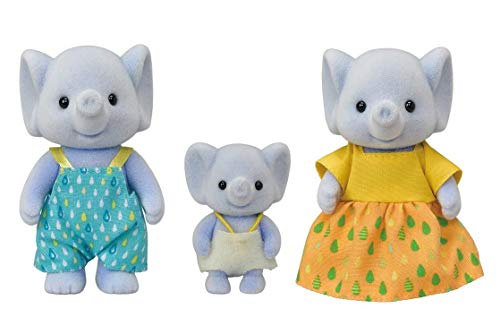 Sylvanian Families 5376 Mini-Puppen, Multi