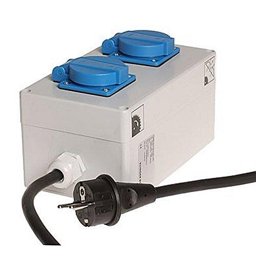 Einschaltautomatik für 1Ph-230V mit Netzleitung