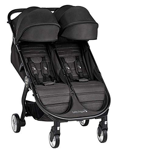 Baby Jogger BJ0198876110 Passeggino City Tour2 Double - Nero (Jet)