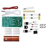 Electronic Unassembled Tesla Coil Module Plasma Speaker DC 15 24V Mini DIY Electronic Kit