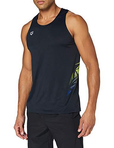 ARENA One Mesh Tank Top - Camiseta de Tirantes para Hombre, Hombre,...