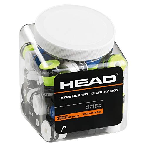 HEAD Unisex– Erwachsene XtremeSoft Display Box Griffband, bunt, One Size