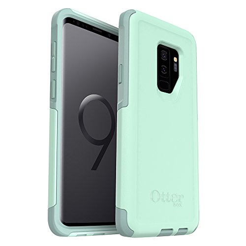 OtterBox COMMUTER SERIES Case for Samsung Galaxy S9+ - Frustration Free Packaging - OCEAN WAY (AQUA SAIL/AQUIFER)