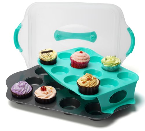 KPL Cupcake carrier and baking tray