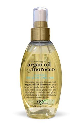 Organix Renewing Moroccan Argan Oil Weightless Healing Dry Oil, 4 Ounce