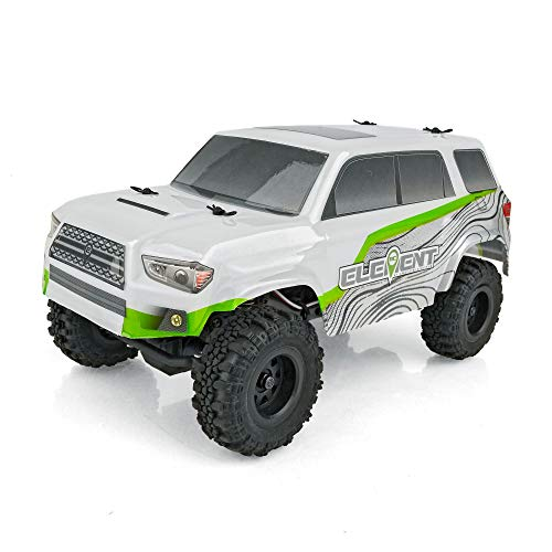 Team Associated 1/24 Enduro24 4WD Crawler RTR Trailrunner Trail Truck, ASC20182