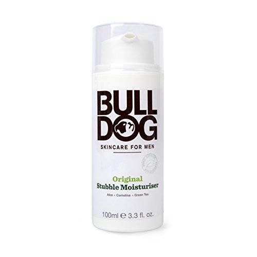 Bulldog - Crema hidratante para el cuidado de la piel para hombre, 100 ml