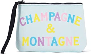 Aline Champagne & Montagne Clutch Bag Multi