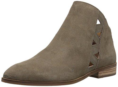 Lucky Brand Women's Jakeela Ankle Boot, Brindle, 7 Medium US