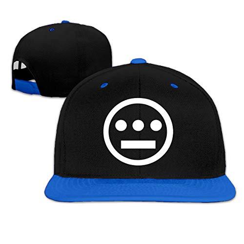 KellySotoUS Hieroglyphics Underground Hip Hop Collective Unisex Snapback Hats Adjustable Size Hip Pop Baseball Cap Blue